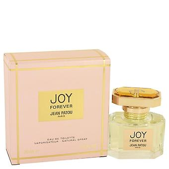Joy Forever Eau De Toilette Spray By Jean Patou 1 oz Eau De Toilette Spray