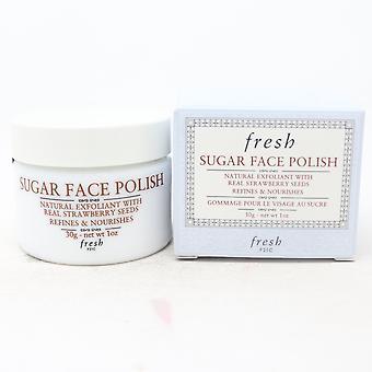 Fresh Sugar Face Polish Exfoliator  1oz/30g New With Box