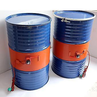 Silicone Band Drum Heater Blanket Oil Biodiesel Plastic Metal Barrel Gas Tank