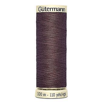 Gutermann Ommella-all 100 % Polyesteri Thread 100m Käsi ja kone värikoodi - 423