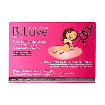 B Love Woman 3 packets of 5g