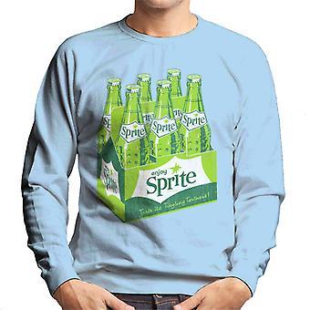 Nyd sprite 1960 ' erne logo Crate mænds sweatshirt