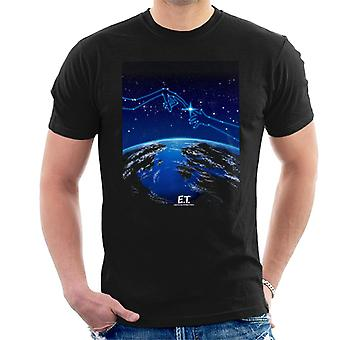 E.T. The Extra-Terrestrial Constellation Men's T-Shirt