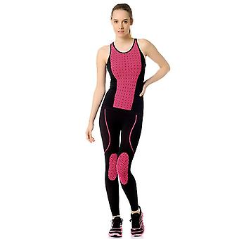 Jerf Womens Prado Pink Performance Leggings