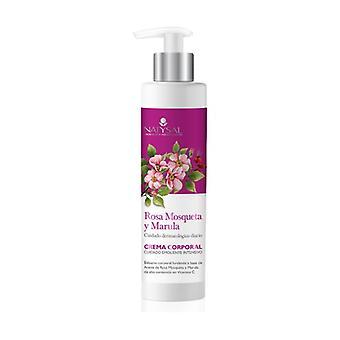 Rosehip Marulla Body Cream 250 ml