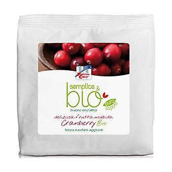 Simple & bio - soft cranberries 100 g