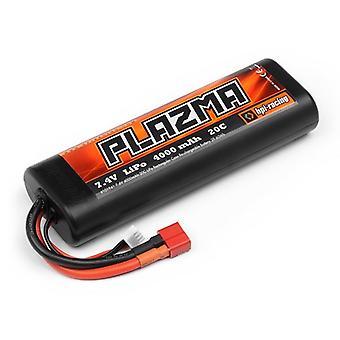 HPI 101941 Plazma 7.4V 4000mAh 2S 20C LiPo Round Case Stick Pack
