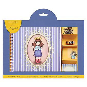 Gorjuss Queenie 8x8 Inch Scrapbook Kit