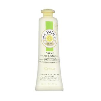 Hand Cream Cédrat Roger & Gallet (30 ml)