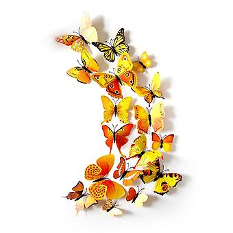 Artificial Butterfly Decorative Stakes - Wind Spinners Garden Decorations