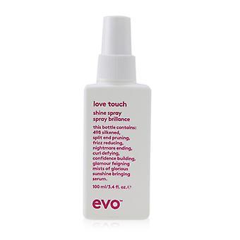 Evo Love Touch Shine Spray 100ml/3.4oz