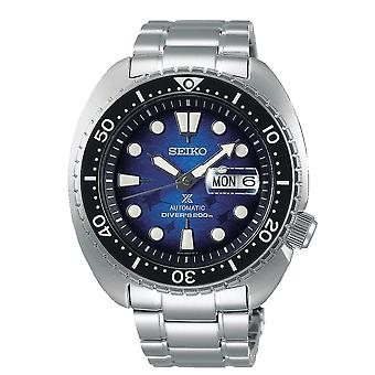Seiko Watches Srpe39k1 Special Edition Prospex Save The Ocean Silver Stainless Steel Automatic Men's Watch