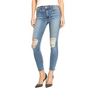 Hudson | Barbara High Waist Super Skinny Ankle Jeans