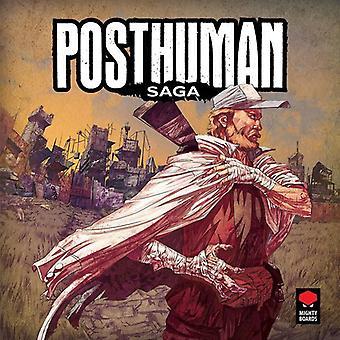 Posthuman Saga Base Game