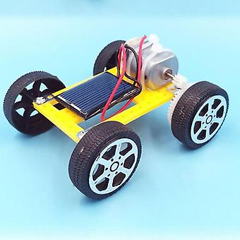Mini Solar Power Car For-science Experiment