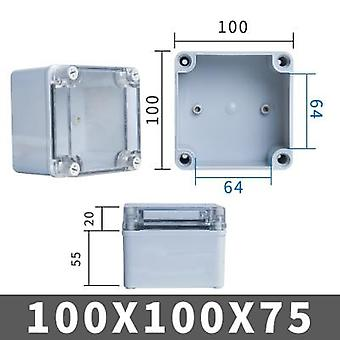 Ip67 Waterproof ,abs Plastic, Electrical Junction Box E