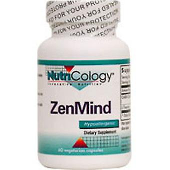 Nutricology/ Allergy Research Group ZenMind, 120 vcaps