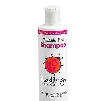 Ladibugs Inc Lice Prevention Shampoo, 8 Oz