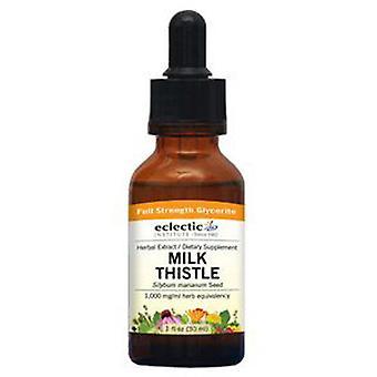 Eclectic Institute Inc Milk Thistle, 2 oz alkoholiton