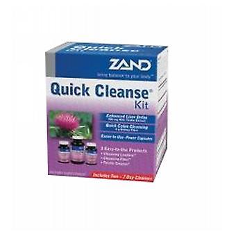 Zand Quick Cleanse, 1 Kit