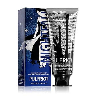 Pulp Riot Semi-permanent Cruelty-free & Vegan Hair Dye - Nightfall 118ml