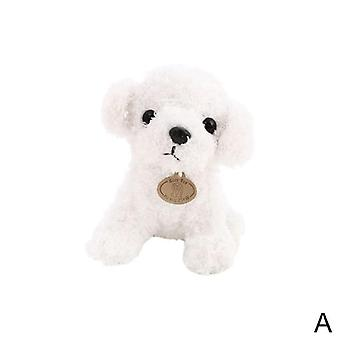 Soft And Stuffed Curly Hair Teddy Dog (18cm /25cm )