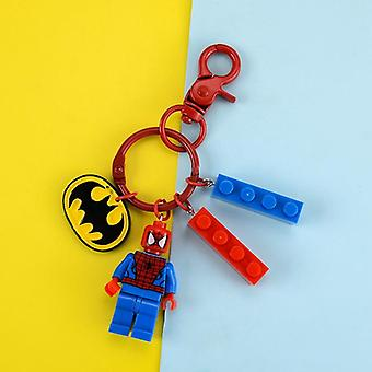 Cartoon Super Hero sleutelhanger en