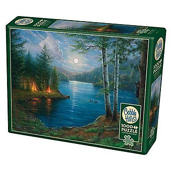 Cobble hill puzzle - summer nights - 1000 pc