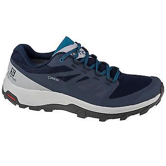 סלומון OUTline GTX 407970 נעלי טרקים לגברים
