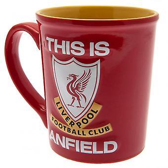 Liverpool FC officielle præget Jumbo krus