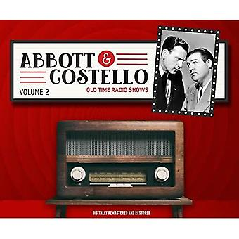 Abbott and Costello: Volume 2 - Abott and Costello