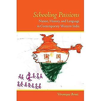 Scholing passies: Natie, geschiedenis en talen in hedendaagse West-India