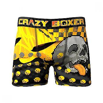 Skull Men's Underwear Boxer Briefs