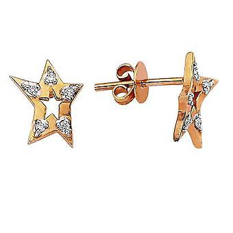 Star Diamond korvakorut