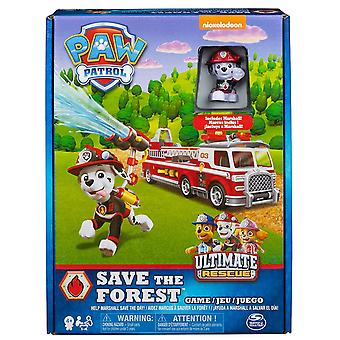 Paw Patrol Ultimate Rescue Save the Forest Game