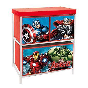Avengers Metal Game Plank