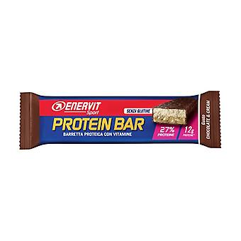 Enervit Power Sport Protein Bar Chocolate & Cream None
