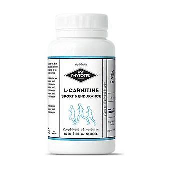 L-Carnitine not organic 90 capsules of 420mg