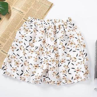 Volné Boho Květinové Ležérní Ženy Šifon šortky Polka Dot letní šortky
