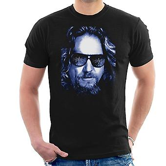 Iso Lebowski The Dude Face Cold Filter Men's T-paita