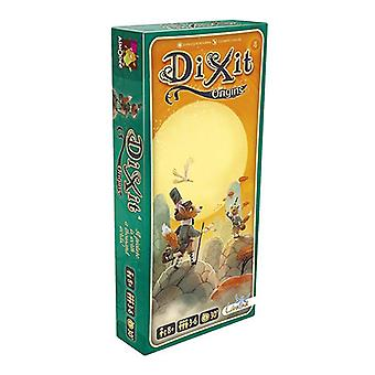 Dixit 4 Origins Expansion (US Version) Board Game