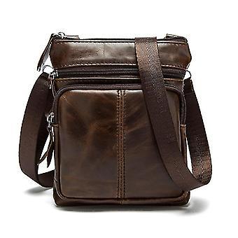 Westal Shoulder Messenger Bag And Genuine Leather Office Work Business