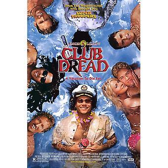 Club-Dread Film-Plakat-Druck (27 x 40)