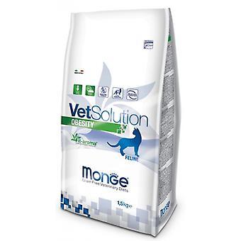 Monge Vet Solution Obesity (Cats , Cat Food , Dry Food , Veterinary diet)