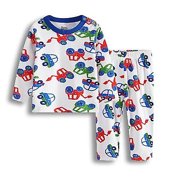 Kinder Sleepwear, Neugeborene T-shirt & Hose Set