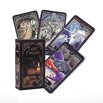 Tarot Deck Guidebook Card Table Card Game Magical Fate Divination Card