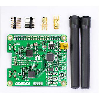Hs_dual_hat Duplex Hotspot  Board Antenna Support Dmr Ysf Nxdn For Raspberry