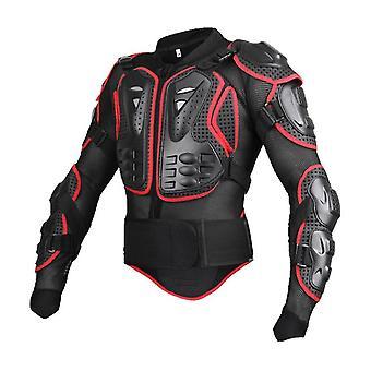 Snowboarden Ganzkörper Rüstung Racing Racing Motorrad Schutzausrüstung Jacke