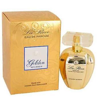 La Rive Golden Woman By La Rive Eau De Parfum Spray 2.5 Oz (women) V728-536961