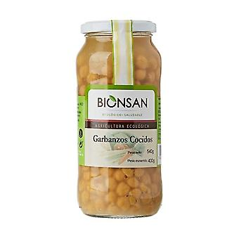 Cooked Chickpeas Eco 400 g